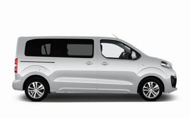 Peugeot Traveller automatic